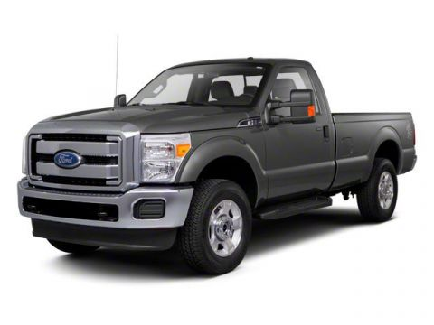 Pre-Owned 2011 Ford F-250 XLT