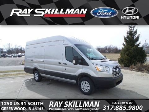 New 2019 Ford Transit w/Sliding Pass-Side Cargo Door