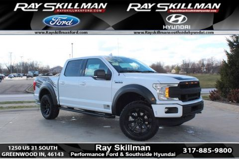 New 2018 Ford F-150 ROUSH 4WD