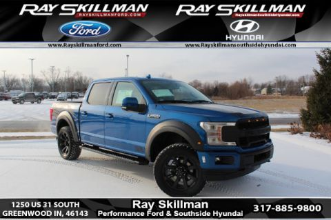 New 2018 Ford F-150 ROUSH
