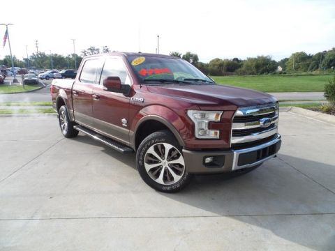 Certified Pre-Owned 2015 Ford F-150 King Ranch
