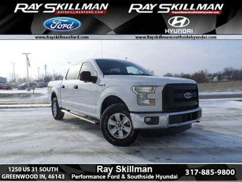 Certified Pre-Owned 2015 Ford F-150 XL 4WD
