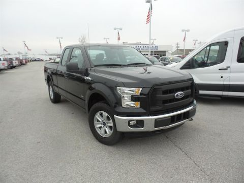 Certified Pre-Owned 2015 Ford F-150 XL