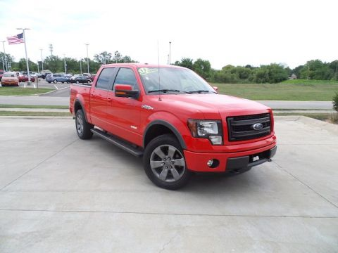 Certified Pre-Owned 2013 Ford F-150 FX4