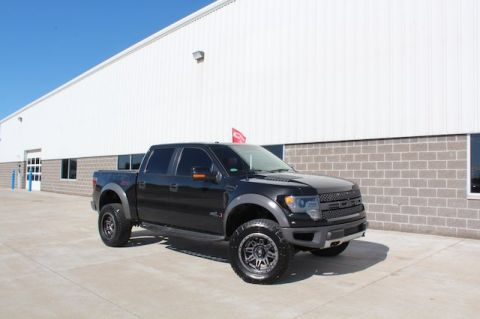 Pre-Owned 2014 Ford F-150 SVT ROUSH Raptor
