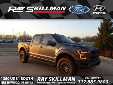Certified Pre-Owned 2019 Ford F-150 Raptor
