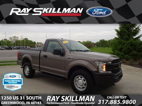 Certified Pre-Owned 2019 Ford F-150 XL 4WD