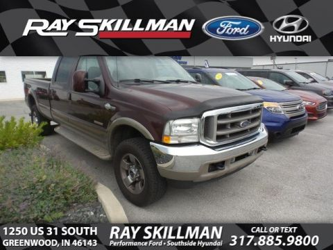 Pre-Owned 2004 Ford F-350 XL