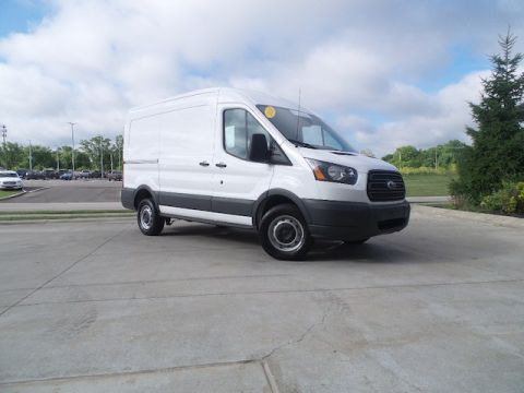 Certified Pre-Owned 2018 Ford Transit-250 w/Sliding Pass-Side Cargo Door