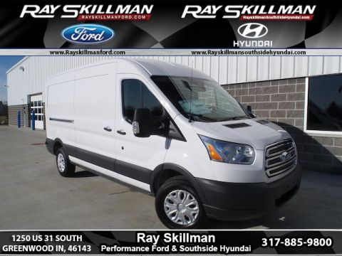 New 2017 Ford Transit-250 w/Sliding Pass-Side Cargo-Door RWD Van