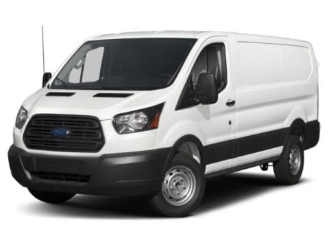Certified Pre-Owned 2019 Ford Transit w/60/40 Pass-Side Cargo Doors