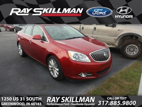 Pre-Owned 2014 Buick Verano 4DR SDN