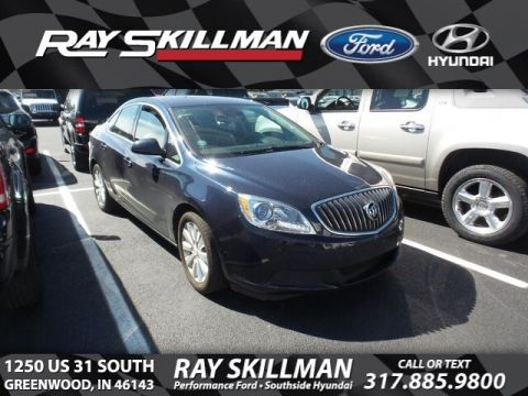 Pre-Owned 2015 Buick Verano 4DR SDN