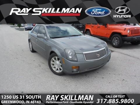 Pre-Owned 2004 Cadillac CTS 4DR SDN