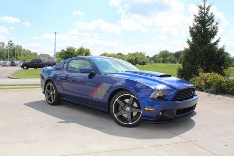 Pre-Owned 2014 Ford Mustang Roush RS3