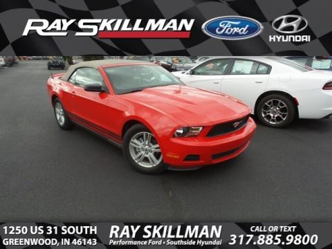 Pre-Owned 2010 Ford Mustang MUSTANG