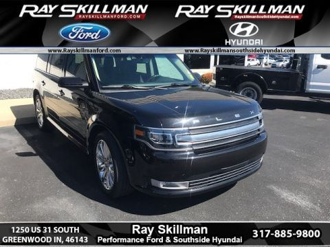 Certified Pre-Owned 2014 Ford Flex Limited FWD SUV