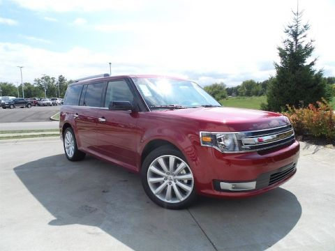 New 2018 Ford Flex SEL