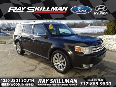 Pre-Owned 2012 Ford Flex LIMTED