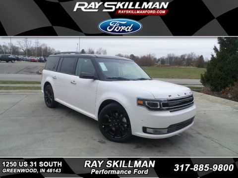 New 2019 Ford Flex Limited w/EcoBoost