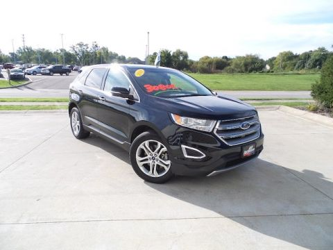 Certified Pre-Owned 2018 Ford Edge Titanium