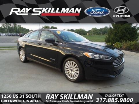 Certified Pre-Owned 2016 Ford Fusion S Hybrid