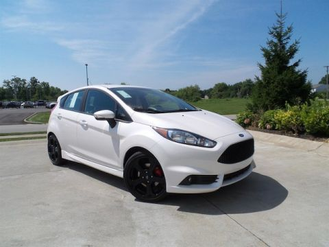 New 2017 Ford Fiesta ST