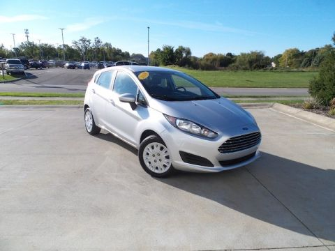 Certified Pre-Owned 2018 Ford Fiesta S