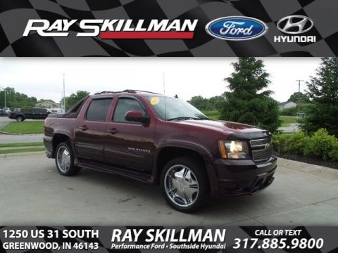 Pre-Owned 2007 Chevrolet Avalanche LT w/3LT