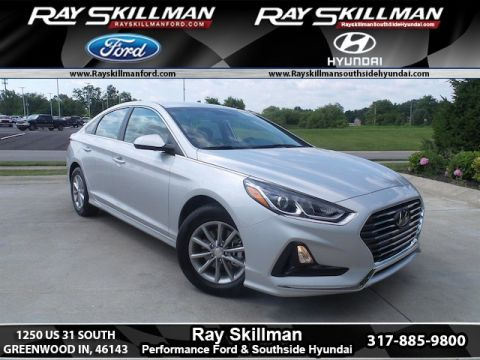 New 2018 Hyundai Sonata SE FWD Sedan