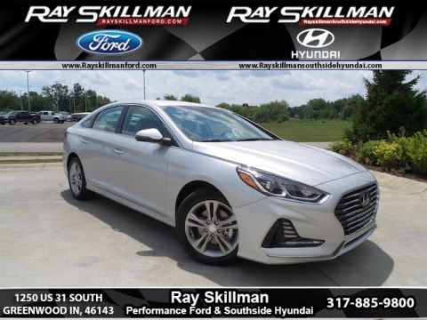 New 2018 Hyundai Sonata SEL FWD Sedan