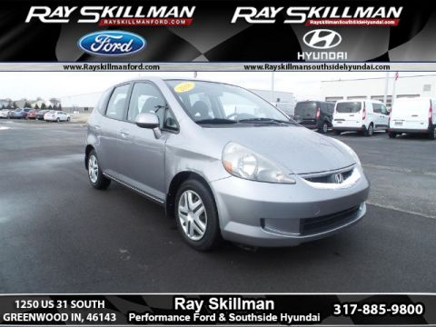 Pre-Owned 2008 Honda Fit 5DR HB AT