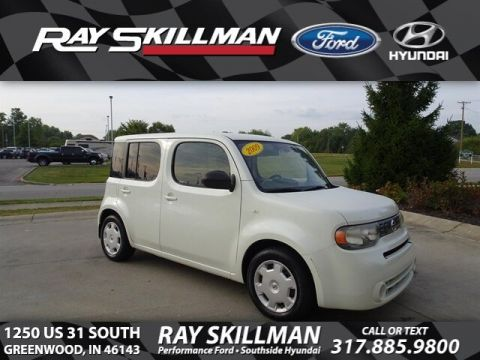 Pre-Owned 2009 Nissan cube 1.8 Base