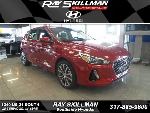 New 2018 Hyundai Elantra GT 5DR HB AUTO Hatchback In Greenwood #H3722 | Ray  Skillman Ford