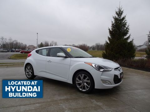 Certified Pre-Owned 2017 Hyundai Veloster 3DR CPE DUAL CLUT