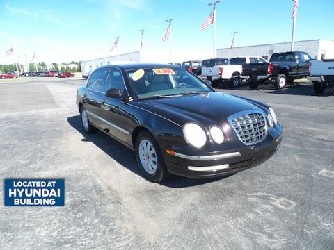 Pre-Owned 2004 Kia Amanti 4DR SDN AT