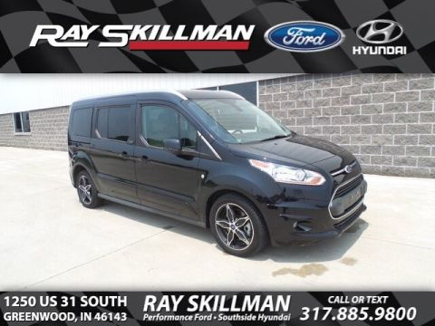 Certified Pre-Owned 2016 Ford Transit Connect Titanium