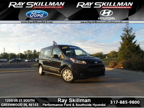 Certified Used Ford Transit Connect XLT